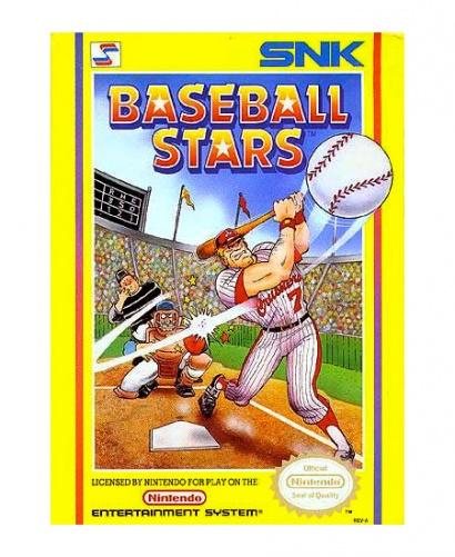 Baseball Stars NES
