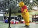 winnie the pooh at supanova brisbane